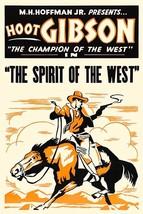 The Spirit of the West by M.H. Hoffman Jr. - Art Print - $19.99+