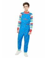 Chucky, Boys Halloween Fancy Dress Costume, Teen Age 13+ - £20.78 GBP
