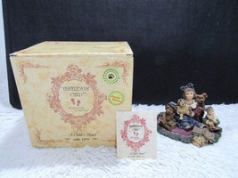 1999 Boyd's Resin Yesterdays' Child...A Child's Heart Collectible Figurine - $24.99