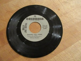 Billy Joe Royal R45 RPM Vinyl Record Cherry Hill Park & Down in the Boon... - £4.58 GBP