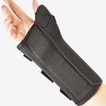 ProLite Wrist Brace with Abducted Thumb, Right Medium Black - $27.19
