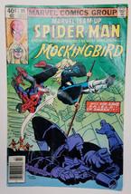 KEY 1st Appearance MOCKINGBIRD (Agents of SHIELD) MARVEL TEAM-UP #95 COM... - $48.95