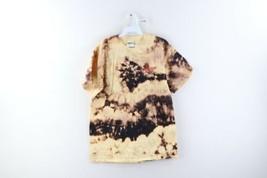 Vintage Mens Medium Hogs Breath Saloon Key West Spell Out Acid Wash T-Shirt - $34.60
