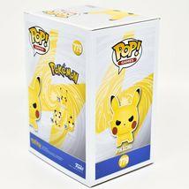 Funko Pop! Games Pokemon Attack Stance Pikachu #779 Vinyl Action Figure image 4