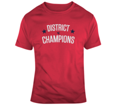 Alexander Ovechkin District of Champions Hockey Fan Cup Winner  T Shirt - $21.99