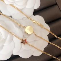 Auth Christian Dior SET DIO(R)EVOLUTION J'ADIOR TRIPLE CRYSTAL GOLD BRACELET image 3