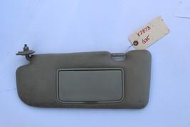 2003-2004 Infiniti G35 Sedan Front Left Hand Driver Side Sun Visor K2873 - $41.01