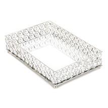 Shimmer Rectangular Jeweled Tray - $71.82