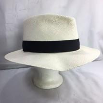 Scala Authentic Panama Hat Handwoven in Ecuador Men's Size XXL - $75.17