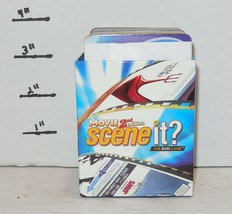 Scene it Movie 2nd Edition DVD Board Game Replacement Set of Cards - $9.50