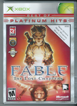 Fable: The Lost Chapters (Microsoft Xbox, 2004) (Complete w/ Manual)  - $13.06