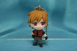 Bandai Aquarion Evol Characters Gashapon Mini Figure Keychain Amata Sora - $19.99