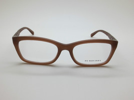 BURBERRY B 2220 3575 Eyeglasses Frames 52mm - 52 - $61.69
