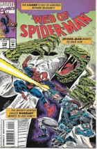 Web of Spider-Man Comic Book #110 Marvel Comics 1994 VERY FINE/NEAR MINT... - $2.75