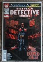 Batman Detective Comics #999, NM, Tomasi, DC Comics, Comic Book - $4.95