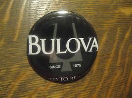 Bulova Watch 2012 Annonce Promo Logo Miroir Compact - $19.70