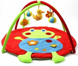 Baby Play Mat Frog Infant Blanket Gym Baby Educational Pad 3D Activity F... - $43.53