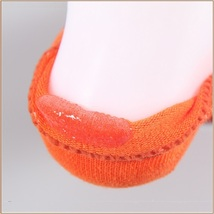 Spring Comfortable Breathable Invisible Low Ankle 5 Piece Bamboo Foot Sock Sets  image 5