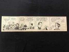 Fred Fox Original Daily Comic Strip Art #14 1936- unpublished? - $81.97