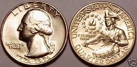 1976-P GEM UNCIRCULATED BICENTENNIAL QUARTER~FREE SHIP~ - $3.52