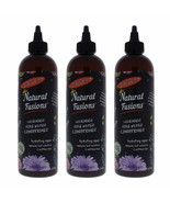 Natural Fusions Lavender Rose Water Conditioner by Palmers for Unisex - ... - $42.57