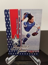 2002 (METS) Fleer Maximum Americas Game Jersey #18 Mike Piazza NM - $9.89
