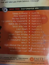 Bible Song: The Songs of Israel Cd image 2