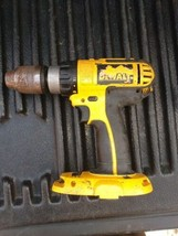 DEWALT 18V DC725 Cordless 1/2 in. Compact Hammer Drill no battery no charger - $37.39