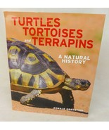 Turtles Tortoises and Terrapins Coffee Table Book Nature Wildlife Orenstein - $21.99