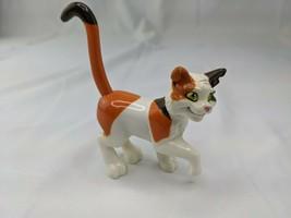 Barbie Princess and the Pauper Wolfie Calico Cat Figure - $10.95