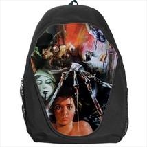 backpack nightmares on elm street freddy krueger school bag - $41.79