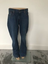 Mens Blue Straight Levi Jeans Size 32,30 In Good Condition (644) - $16.78