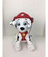 Paw Patrol Marshall Pillow Buddy Plush Stuffed Dog Nickelodeon Fireman 1... - $34.99