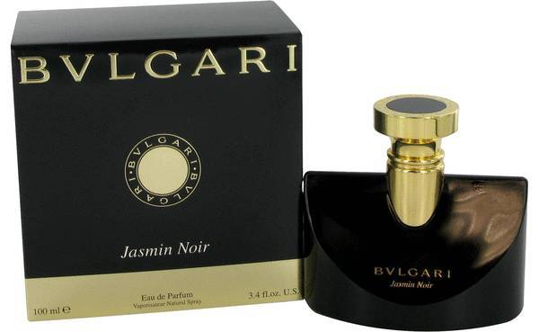 Bvlgari Jasmin Noir Perfume 3.4 Oz Eau De Parfum Spray for women