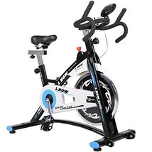 L Now Indoor Cycling Bike Smooth Belt Driven (Model D600) - $546.67