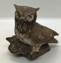 Vintage owl figurine - $19.80