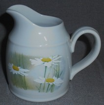 1979 Royal Doulton Lambethware DAISYFIELD PATTERN Creamer MADE IN ENGLAND - $9.89