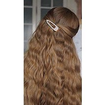 Moresoo 22 Inch Tape in Remy Hair Extensions Seamless Hair Extensions Blonde 50