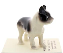 Hagen-Renaker Miniature Ceramic Dog Figurine Boston Terrier  image 2