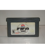 Nintendo GAMEBOY ADVANCE - EA SPORTS FIFA SOCCER 2003 (Game Only) - $12.00
