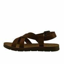 Soda GALAXY-S Tan Women's Criss Cross Slingback Sandals - $22.95+