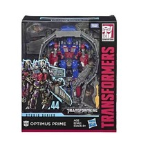 Hasbro Transformers Studio Series 44 Leader Class Optimus Prime Action F... - $78.00