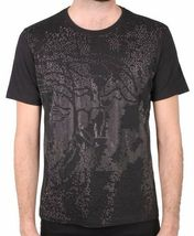 Versace Collection All Over Studded Men's Tee NWT image 3
