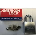 American Lock A7260 Case Hardened Rekeyable Padlock - $12.87