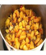 SPICY APPLES AND PEACHES FRAGRANCE OIL - 1 OZ - FOR CANDLE & SOAP MAKING... - $5.34