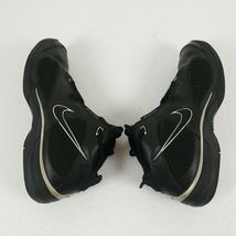 Nike Flight Fury Basketball Shoes Black 310102-001 Mens Size 13 Athletic Train image 5