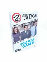 The Office Trivia Game Boardgame Ready to Roll Fast Paced Game w - $14.99