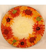 Pfaltzgraff Evening Sun 12 inch Dinner Plate - Hand Painted ! - $9.50