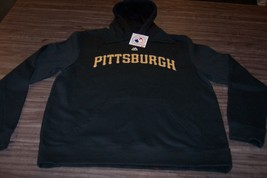 PITTSBURGH PIRATES MLB BASEBALL HOODIE HOODED SWEATSHIRT LARGE NEW w/ TAG - $39.60