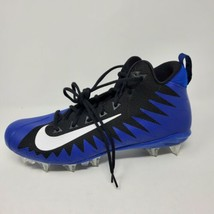 Nike Alpha Menace Pro Mid AJ6604-007 Men's Football Cleats Size 11.5 - $39.55